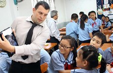 Bac Giang améliore la qualité de l'enseignement et de l'apprentissage de la langue anglaise