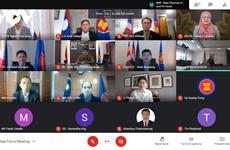 Le Vietnam préside une réunion du Groupe de travail sur l'Initiative pour l'intégration de l'ASEAN