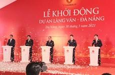 Da Nang: lancement du projet Vinpearl Lang Van d'un invetissement de 1,5 milliard de dollars