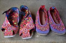 L'originalité des chaussures brodées des Xa Phang