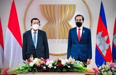 L'Indonésie et le Cambodge promeuvent la coopération en matière de santé, d'économie et de défense