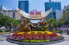 Hô Chi Minh-Ville: Lancement du concours de conception de la rue florale Nguyên Huê 2022