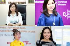 Quatre femmes d'affaires parmi les femmes les plus influentes au Vietnam