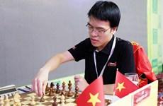 Le Quang Liem entraînera l'équipe d'échecs d'une université aux États-Unis