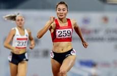 La sprinteuse Quach Thi Lan nominée pour assister aux Jeux olympiques de Tokyo