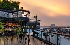 Un hôtel à Hanoï devient l'hôtel ayant le plus beau toit dans le monde