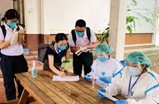 COVID-19: le Laos exhorte les gens à se faire vacciner, la Thaïlande s'efforce de produire le vaccin