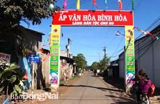 Dong Nai attire les investissements dans le développement des zones de minorités ethniques