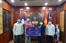 Des provinces du Laos soutiennent le Vietnam dans sa lutte contre le COVID-19