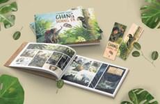 Un ouvrage illustré vietnamien sur la protection des espèces animales bientôt diffusé mondialement
