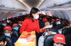 Vietjet offre des millions de billets promotionnels au départ de Hanoï le 7 juillet