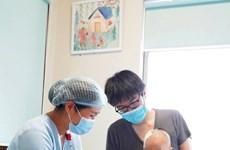 Un enfant japonais atteint d'un traumatisme crânien sauvé