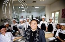 Le premier Australien d'origine vietnamienne à recevoir le Waislitz Global Citizen Award