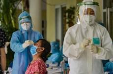 Hanoï : campagne de test RT-PCR et de test rapide à grande échelle pour 3,3 millions de personnes