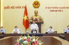 La 2e session du Comité permanent de l'Assemblée nationale à Hanoï