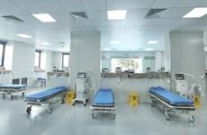 Mise en service d'un hôpital de traitement des patients atteints du COVID-19 à Hanoï