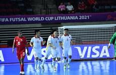 Coupe du monde de Futsal 2021 : Le Vietnam remporte une victoire contre le Panama