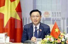 Le président de l'AN présidera une séance de travail avec le Conseil d'affaires États-Unis-ASEAN
