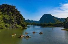 La beauté de Trang An en automne