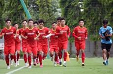 Le Vietnam avec 23 joueurs pour les éliminatoires de l'AFC U23 Asian Cup