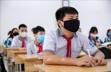 COVID-19: Ho Chi Minh-Ville publie un ensemble de critères de sécurité dans les écoles