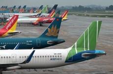 Les passagers des vols intérieurs vers Hanoï exemptés de quarantaine concentrée