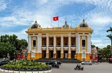 Lancement du circuit touristique à pied « L'architecture française au cœur de Hanoï »