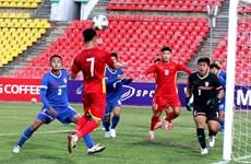Éliminatoires de l'AFC U23 Asian Cup: le Vietnam bat Taipei 1-0