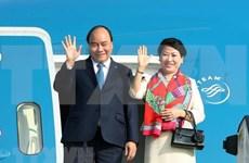 Le Premier ministre part pour le 33e Sommet de l'ASEAN à Singapour