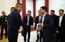 Une délégation militaire vietnamienne entame sa visite officielle en Thaïlande