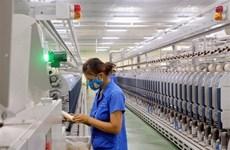 Lancement d'un rapport sur les risques liés à l'eau pour l'industrie du textille-habillement