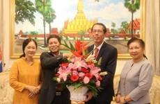 L'ambassade du Vietnam en Malaisie félicite le Laos à l'occasion de la fête nationale