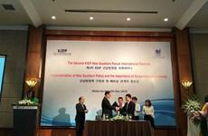 Le Vietnam a un rôle central dans les relations entre la R. de Corée et l'ASEAN