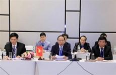 Intensification de la coopération Vietnam-Laos-Cambodge dans la lutte contre la drogue