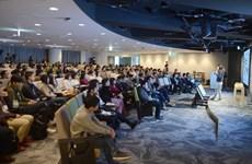 Des jeunes vietnamiens au Japon partagent des expériences en matière d'orientation professionnelle