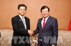 Vietnam et Japon renforcent leur coopération dans le développement des infrastructures