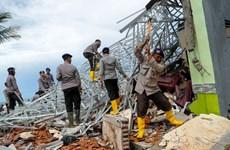 Tsunami en Indonésie : Le bilan est actuellement de 373 morts