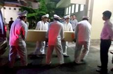Attentat à Gizeh: les corps des victimes vietnamiennes ont été rapatriés