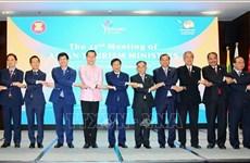 Ouverture de la 22e conférence des ministres du Tourisme de l'ASEAN