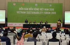 A propos du Forum du développement durable du Vietnam 2019