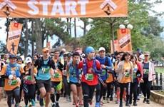 Clôture du Marathon sur sentier du Vietnam 2019 à Moc Chau