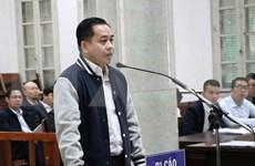 Jugement en première instance de Phan Van Anh Vu et de ses complices