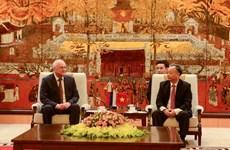 Hanoï et Moscou devraient renforcer leur coopération dans la lutte contre la corruption