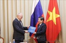 Ho Chi Minh-Ville et la Russie partagent des expériences anti-corruption
