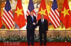 Sommet Etats-Unis – RPDC : le PM Nguyen Xuan Phuc  rencontre le président Donald Trump