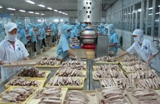 An Giang : séminaire sur les exportations de produits aquatiques en Chine