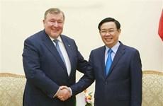 Le Vietnam s'engage à être un membre actif de l'IIB