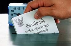 Thaïlande : les élections législatives ont officiellement débuté