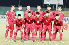 Le 4è tournoi international U19 : le Vietnam bat le Myanmar 2-1