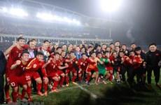 Football: Le Vietnam se qualifie pour la finale du Championnat d'Asie U23 2020
